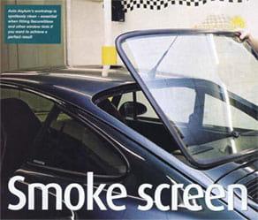 Auto Asylum featured in the Porsche World Magazine
